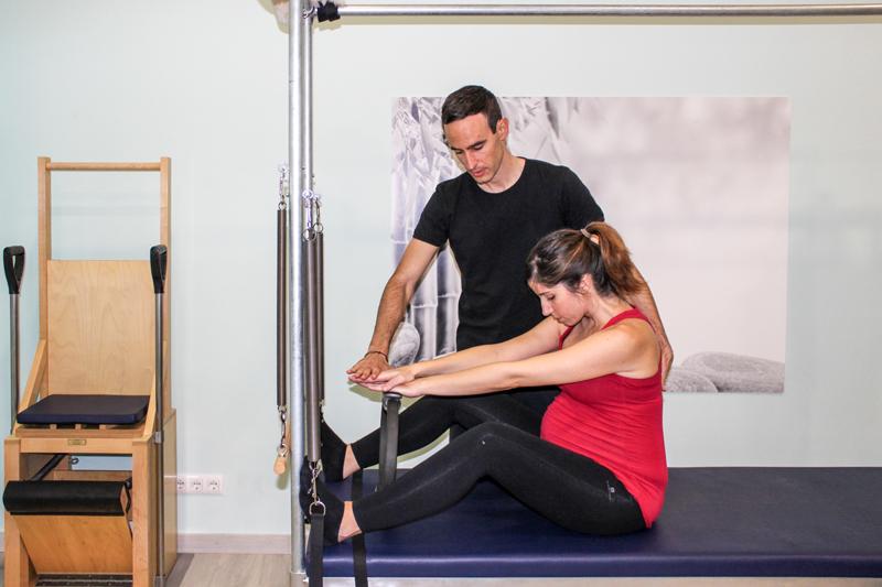 Pilates para el embarazo 2