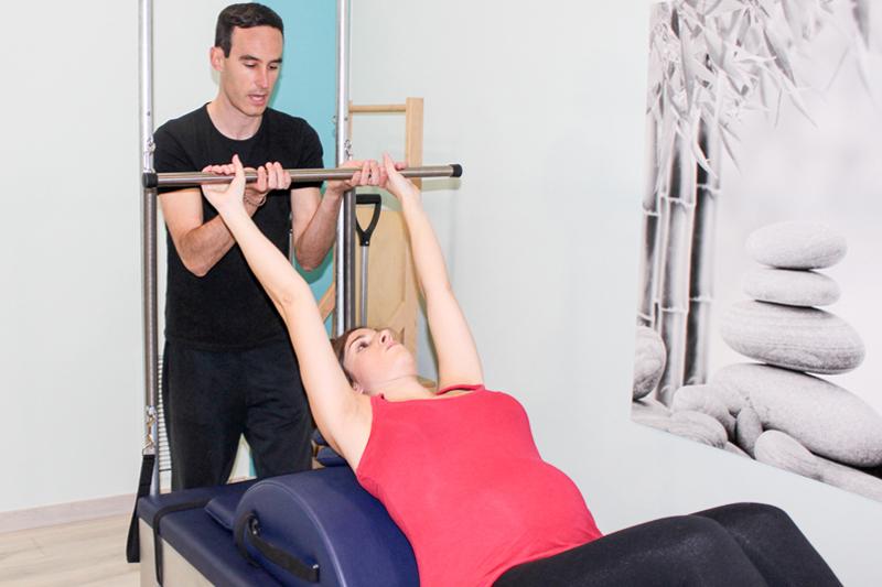 Pilates para el embarazo 4
