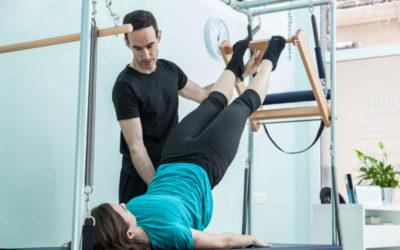 La mejora de la postura con el método Pilates